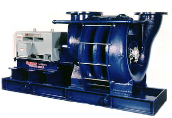 Cast Multi-Stage Centrifugal Blowers and Exhausters
