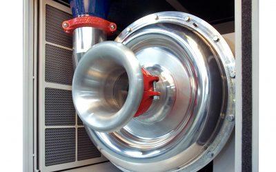 High Speed Turbo Blowers