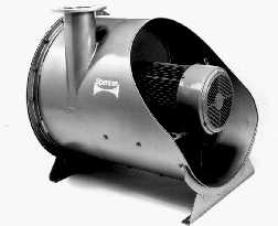 Fabricated Multi-Stage Centrifugal Blowers and Exhausters